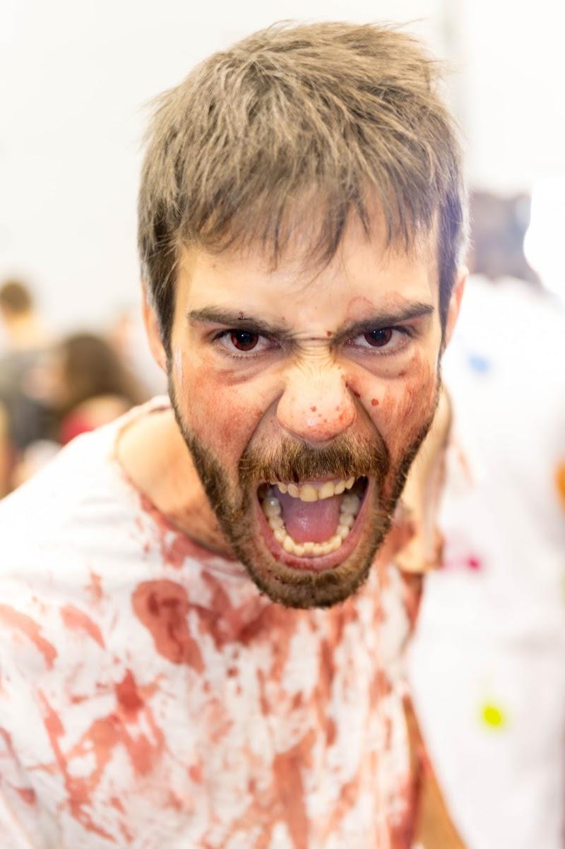 Ira zombie di Mirko Colasante