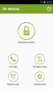 Dh-Mobilni screenshot 1