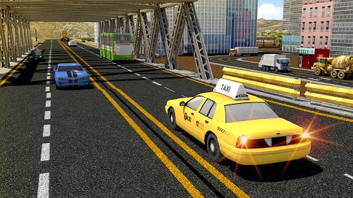 Taxi Simulator 3D: Hill Station Driving 1.2 screenshots 4