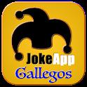 Chistes de Gallegos -JokeApp icon