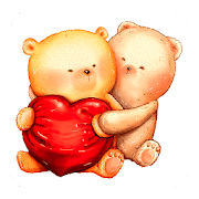 App Icon for Valentine Day Bear Love sticker WAStickerApps App in Hong Kong Play Store