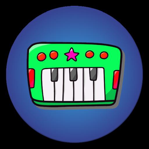 Kids Piano 音樂 App LOGO-硬是要APP