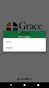 Grace Church Network - náhled