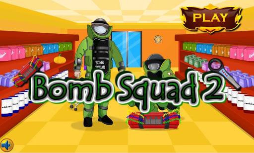 逃脱游戏:炸弹队2
