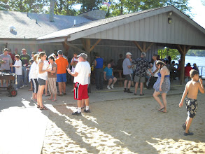 Photo: Thanks to everyone whp helped to make the Friends and Neighbors Hotdog Night a big success!