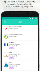 AppsMapper France screenshot 5