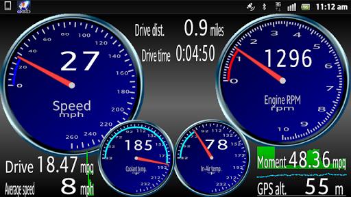 OBD Driver Free (OBD2&ELM327) Screenshot