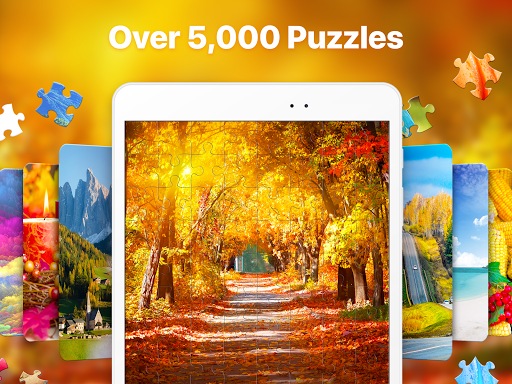 Jigsaw Puzzles screenshot 7