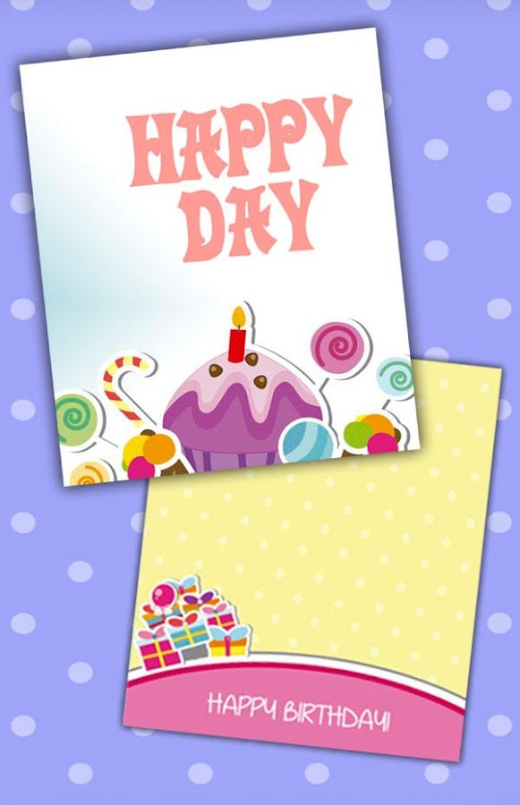 Create birthday cards android apps on google play create birthday cards screenshot bookmarktalkfo Gallery