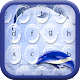Cartoon Blue Whale - Keyboard Theme Download for PC Windows 10/8/7