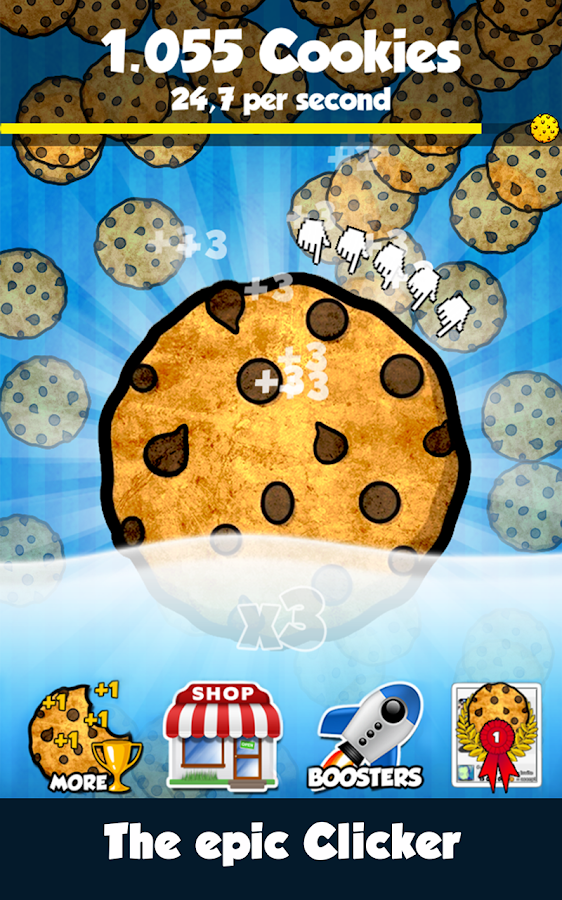 Cookie Clickers™- screenshot