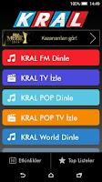 Screenshot of Kral