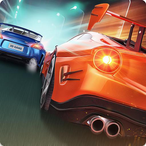 Furious Car Drag Race