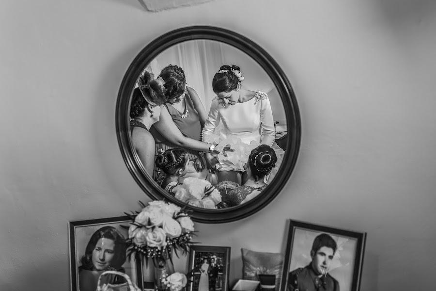 Wedding photographer Rafael ramajo simón (rafaelramajosim). Photo of 09.02.2018