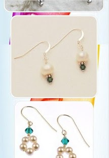 earring design ideas screenshot thumbnail - Earring Design Ideas