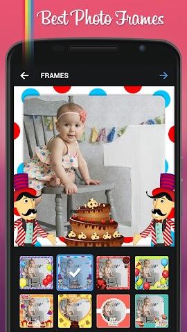 android Meilleurs Cadres Photos Screenshot 0