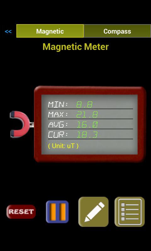 Скриншот Meter Toolbox