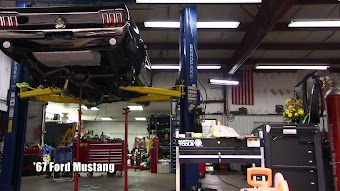 Mashed Up Mustang