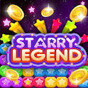 Starry Legend - Star Games icon