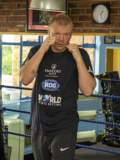 Dymtro Kucher of Ukraine is confident of ending Kevin 'Two Guns' Lerena's cruiserweight reign. /Squared