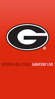 Screenshot of Georgia Bulldogs Gameday LIVE