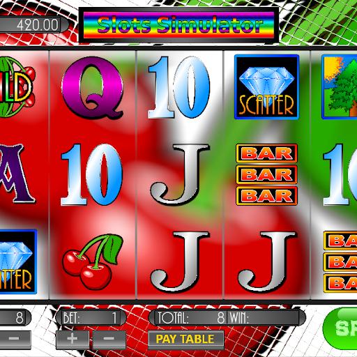 Slots Simulator - Las Vegas
