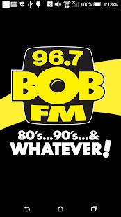96.7 BOB-FM - náhled
