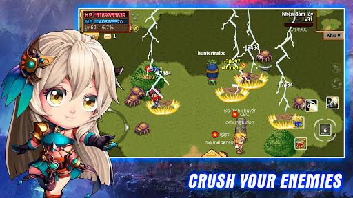 Knight Age - A Magical Kingdom in Chaos 2.2.4 Screenshots 6