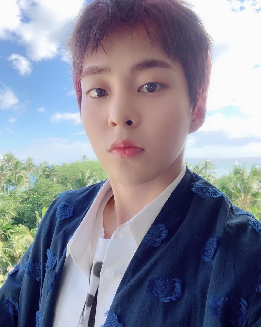 exo xiumin apartment 2