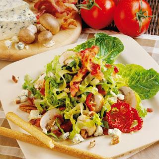 Fresh Mushrooms Lettuce Salad Recipes.