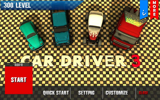 Car Driver 3 (Hard Parking) 5 PC u7528 7
