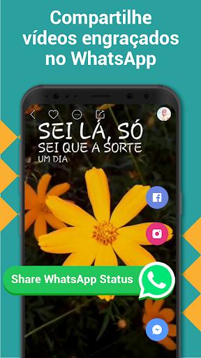 Kwai-Criar vídeos engraçados para WhatsApp Status screenshot 3