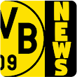 Black and Yellow News icon