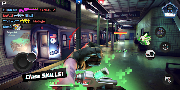 Action Strike: Online PvP FPS MOD APK (Unlimited Money) 2