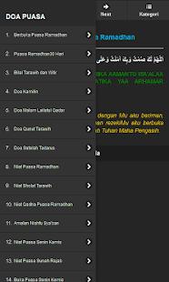 Kumpulan Doa Mustajab screenshot