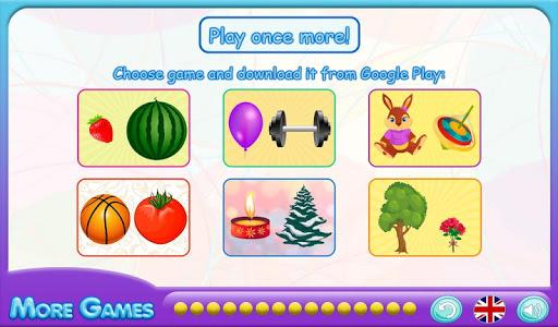 Educational games: one, many 0.1.0 screenshots 5