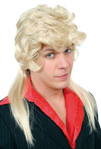 Hockeyfrilla, blond