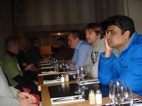Photo: Community dinner