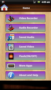 Audio and Video Recorder Lite App Download For Android 1