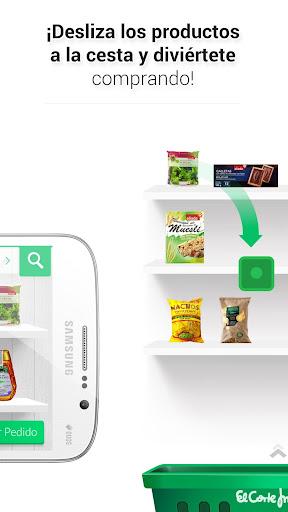 Supermercado El Corte Inglés screenshot 2