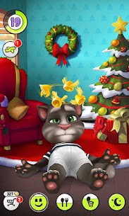 My Talking Tom MOD APK, My Talking Tom Apk v5.7.4.531 Mod For Android