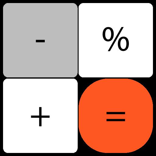 Calculator with widgets