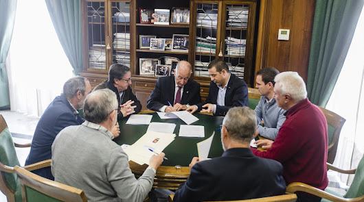 Diputación apoyará con el PFEA las obras de cinco ayuntamientos