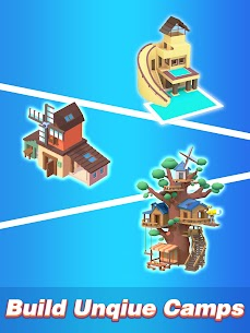 Idle Island: Build and Survive Mod Apk (Unlimited Diamonds) 9