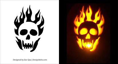 Pumpkin Stencils That Are Free