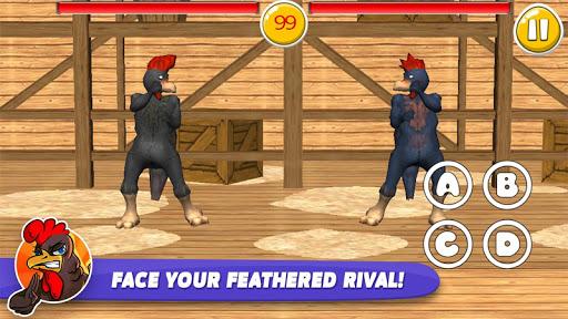 Cock Fighting 3D