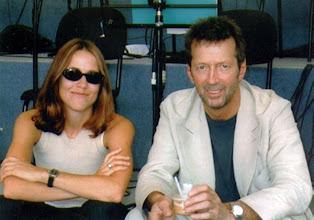 Photo: Sheryl and Eric (1996, Modena, Italy)