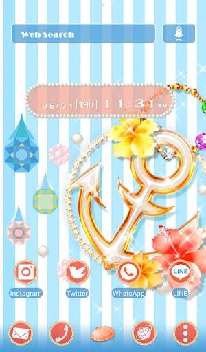 Cute Theme-Tropical Summer!- 1.0.1 Windows u7528 1