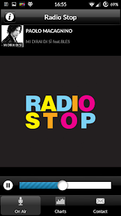 Radio Stop - la radio Pop- miniatura screenshot
