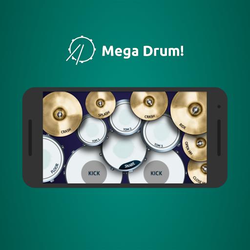 Mega Drum - Drum Kit 2020 2.1.5 screenshots 8